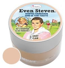 The Balm Foundation - Even Steven Whipped Foundation - Light
