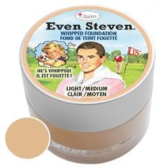 The Balm puder v peni - Even Steven Whipped Foundation - Light/Medium
