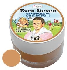 The Balm penový make-up - Even Steven Whipped Foundation - Dark