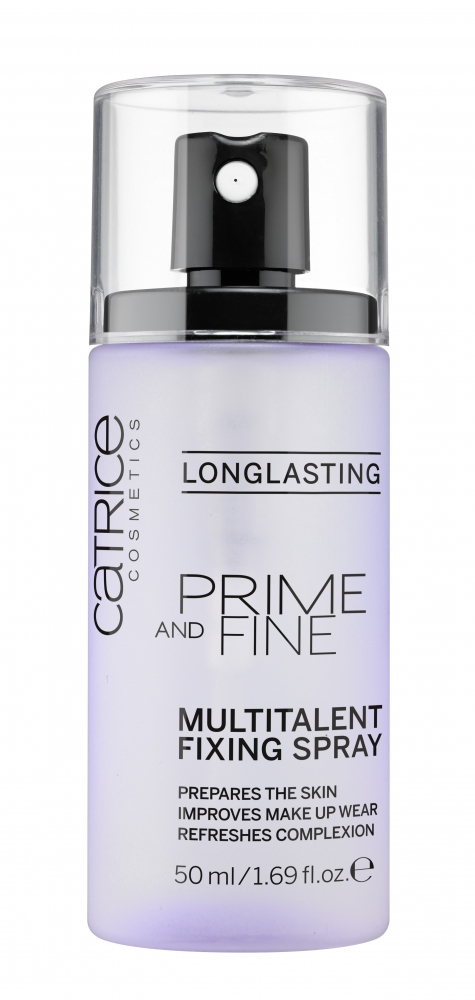 CATRICE fiksator za šminku - Prime And Fine Multitalent Fixing Spray (50 ml)