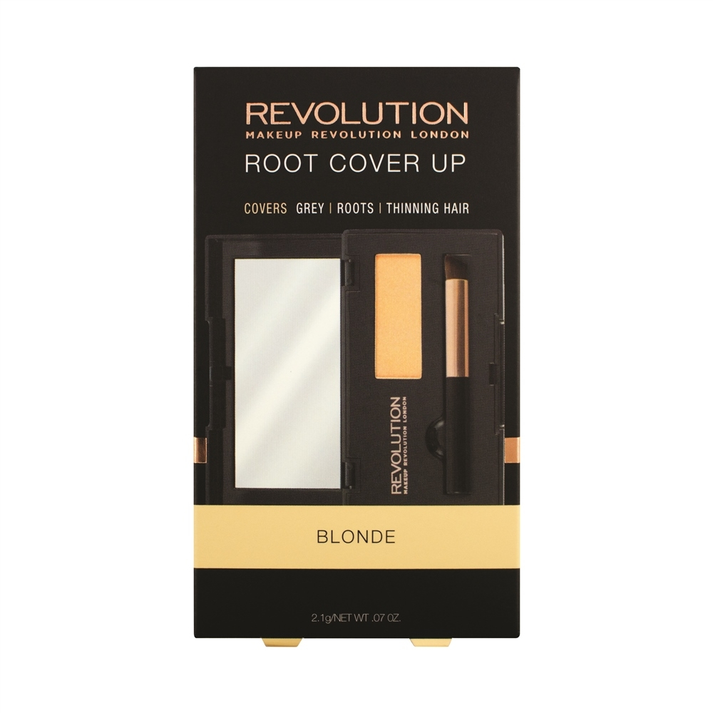 Revolution puder za prekrivanje izrasta kose - Root Cover Up Blonde