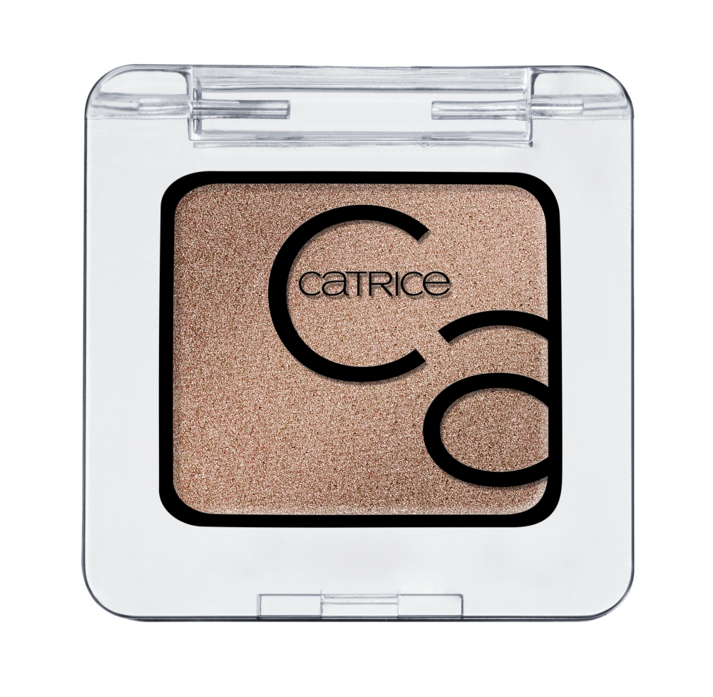 CATRICE enojna senčka - Art Couleurs Eyeshadow - 110 Chocolate Cake By The Ocean
