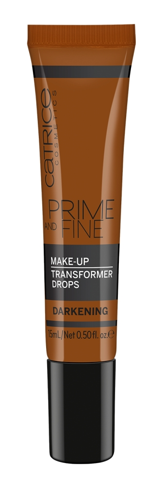 CATRICE kvapky do make-upu - Prime And Fine Make Up Transformer Drops Darkening