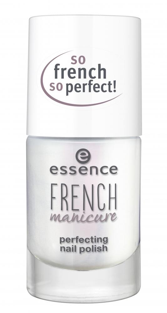 essence nagellack french manicure perfecting nail polish. Black Bedroom Furniture Sets. Home Design Ideas