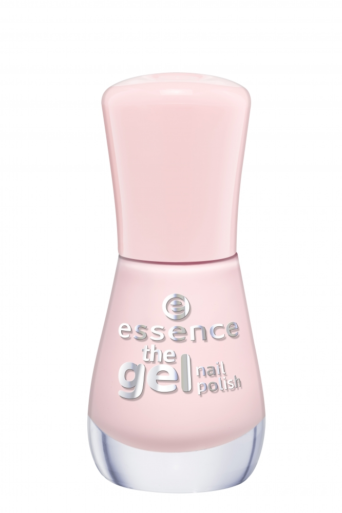 essence лак за нокти - The Gel Nail Polish - 88 Ballerina Pink