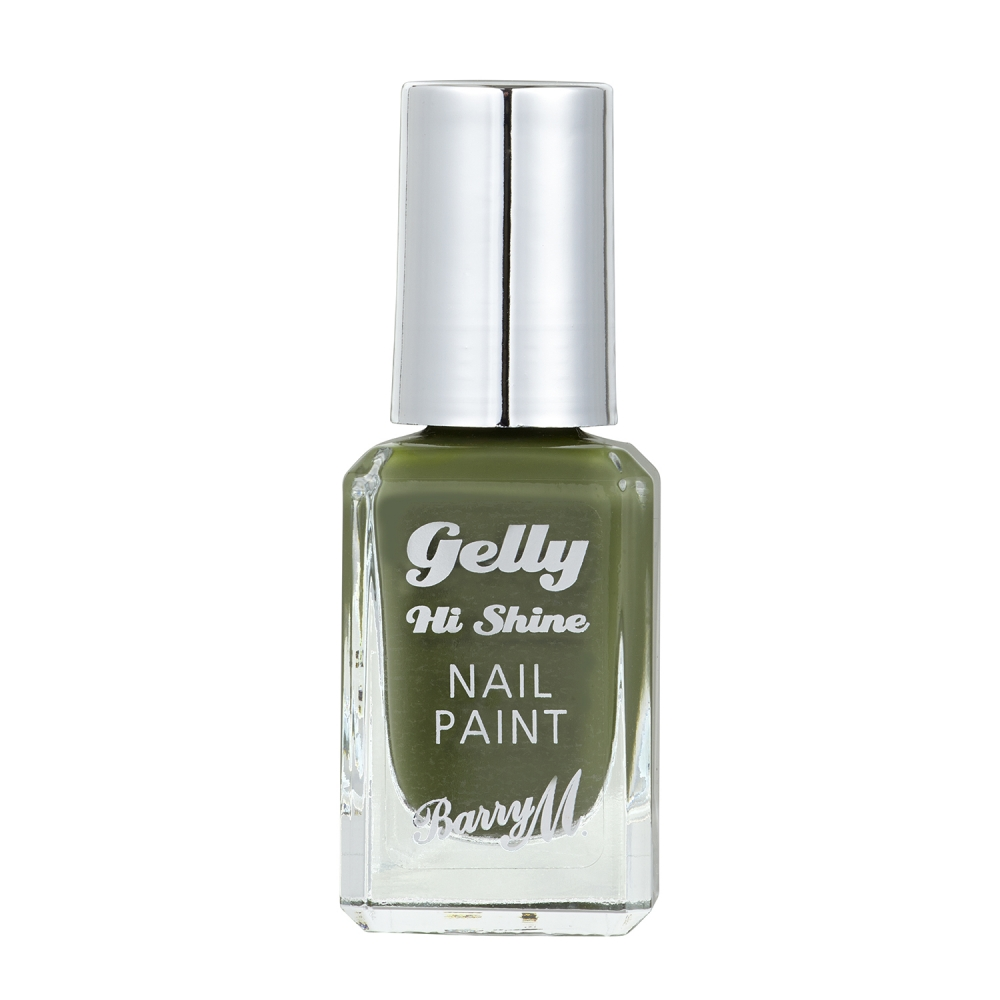 Barry M lak na nechty – Gelly Nail Paint – Matcha (GMP50)