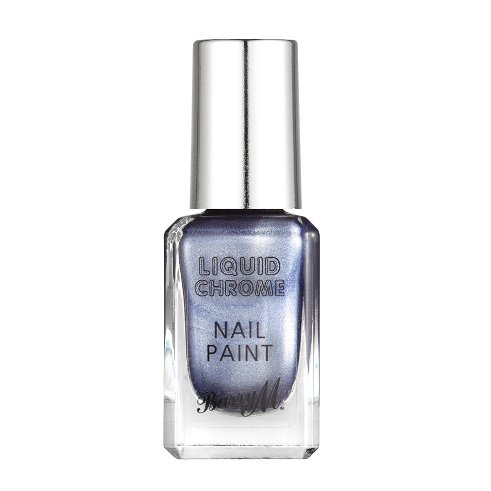 Barry M lak na nechty - Liquid Chrome - Glow Crazy (LCNP4)