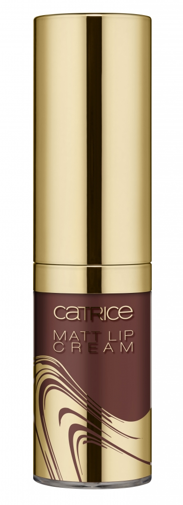 CATRICE tekutá rtěnka - Blessing Browns - Matt Lip Cream - C03 Mousse Au Chocolat