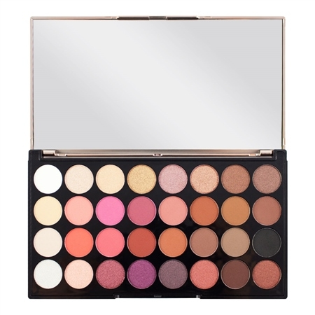 Makeup Revolution palette di ombretti – Flawless 4