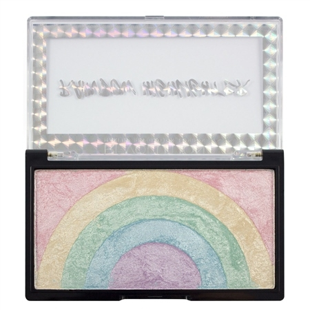 Makeup Revolution iluminator – Rainbow Highlighter