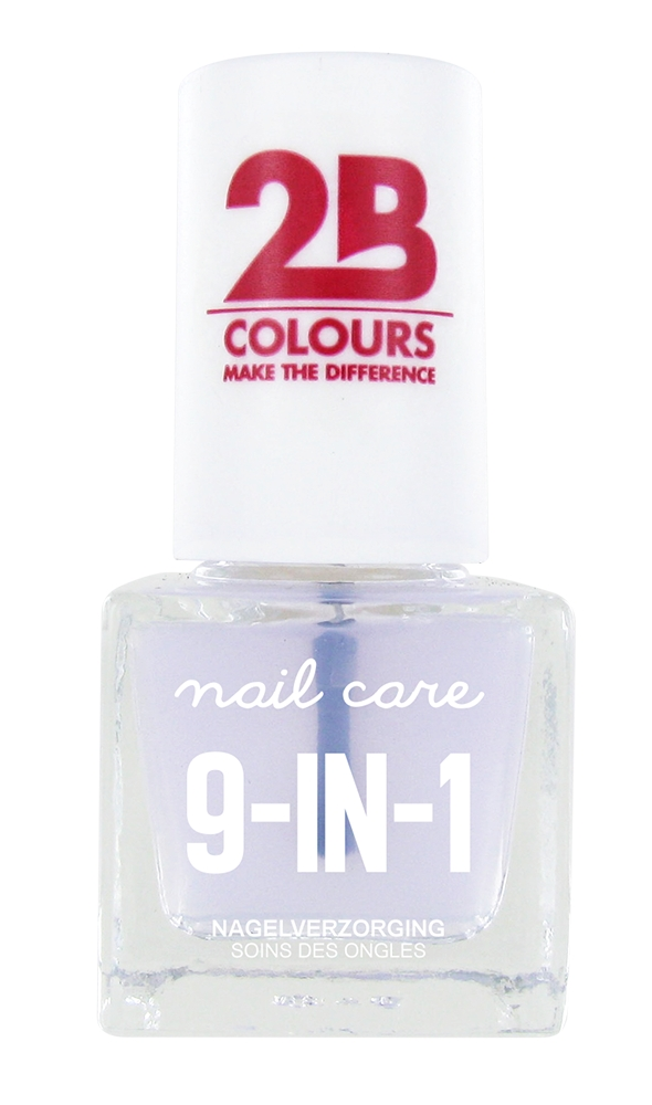 2B Cosmetics Nail Care Mega Colours Mini ápoló körömlakk mini – 9 IN 1 (11069)