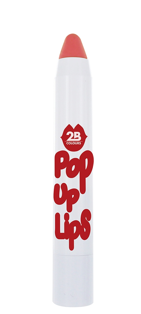 2B Cosmetics Pop Up Lips rúzsceruza – 02 Delicious Grapefruit (13712)