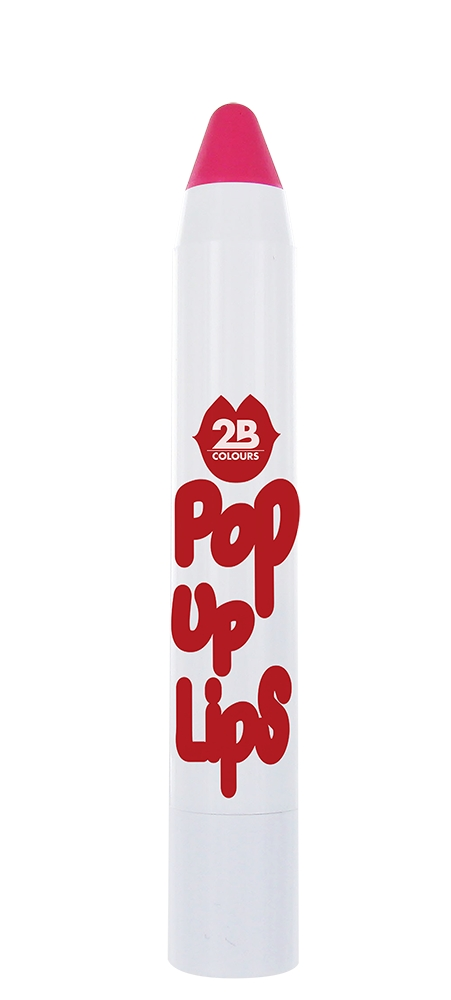 2B Cosmetics ruž u olovci – Pop Up Lips – 04 Pink Balloons (13714)