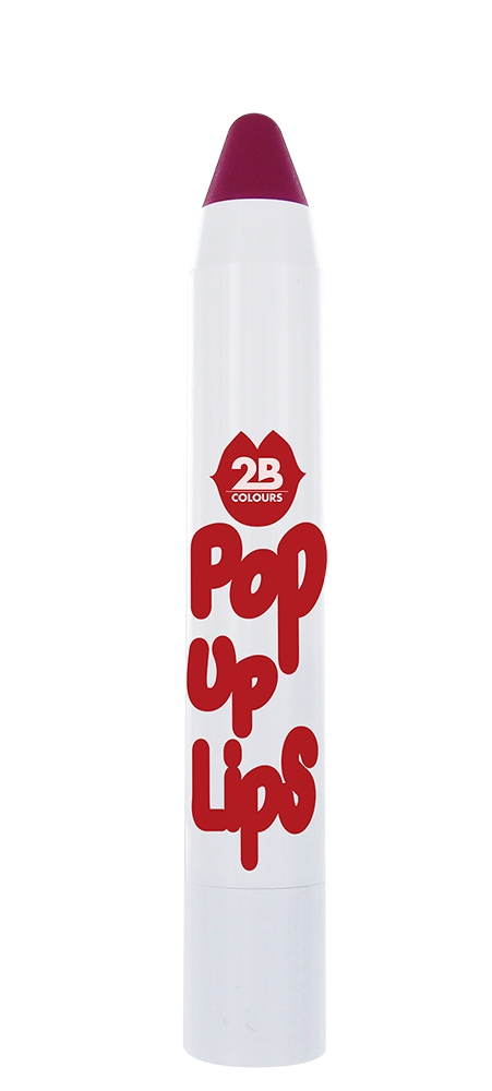 2B Cosmetics Pop Up Lips rúzsceruza – 08 Vivacious Violet (13718)