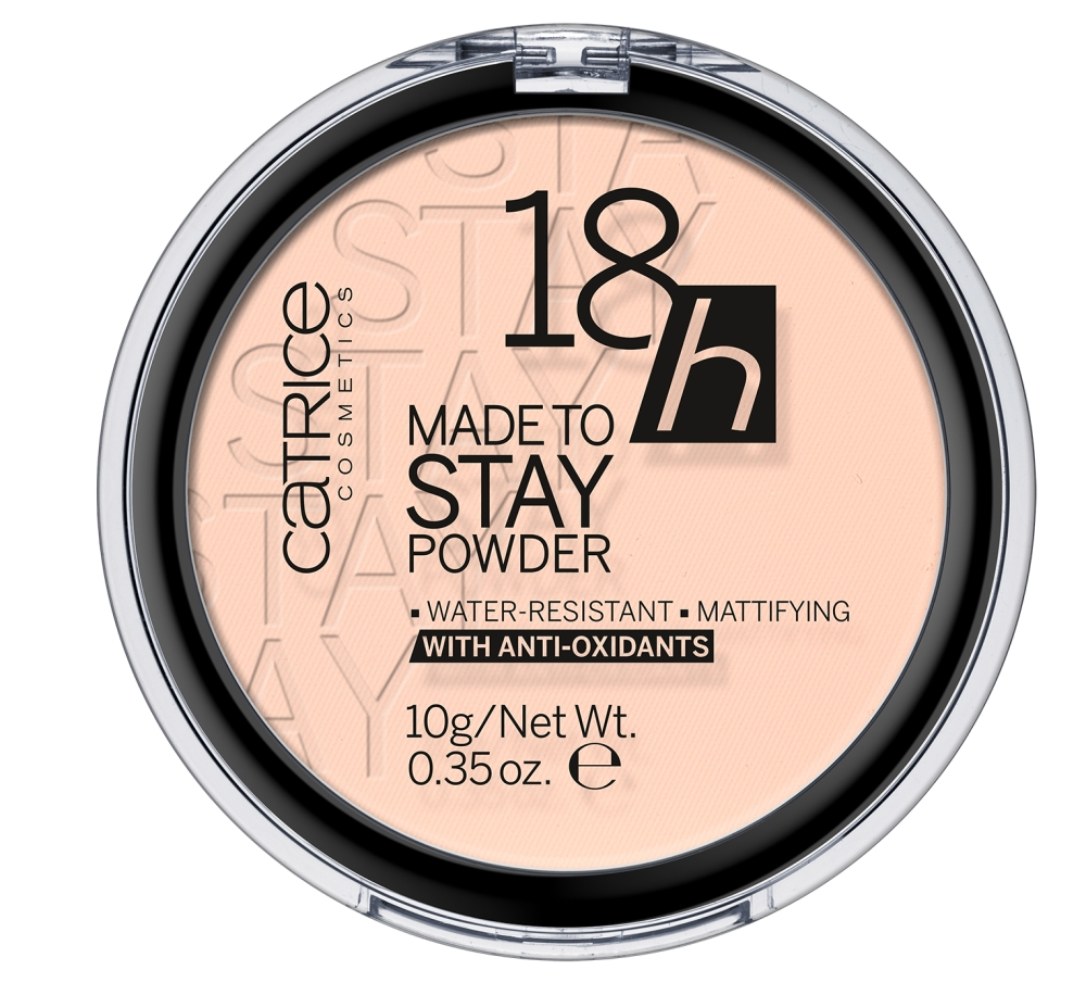 Catrice pudra compacta – Made To Stay – 010 Nude Beige