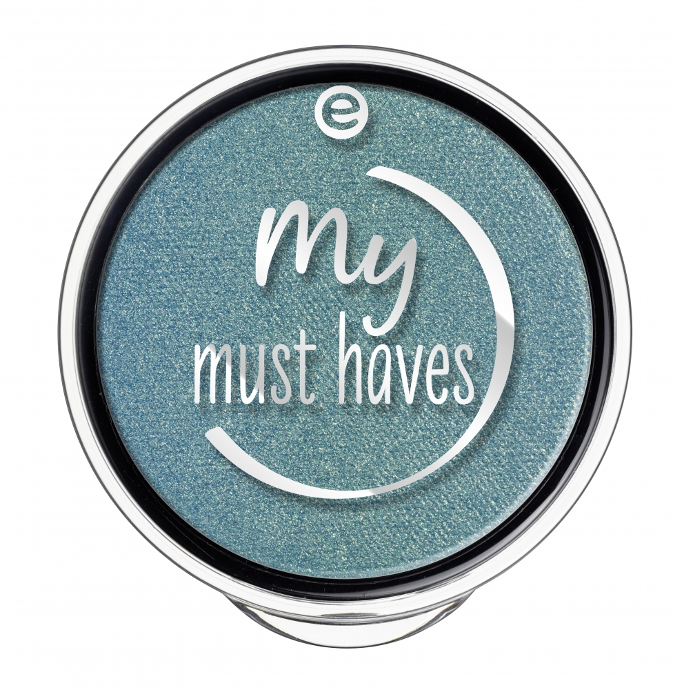 essence fard de pleoape - My Must Haves Eyeshadow – 23 Mermaid At Heart