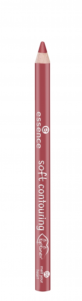essence ceruzka na pery – Soft Contouring Lipliner – 05 Melt Your Heart