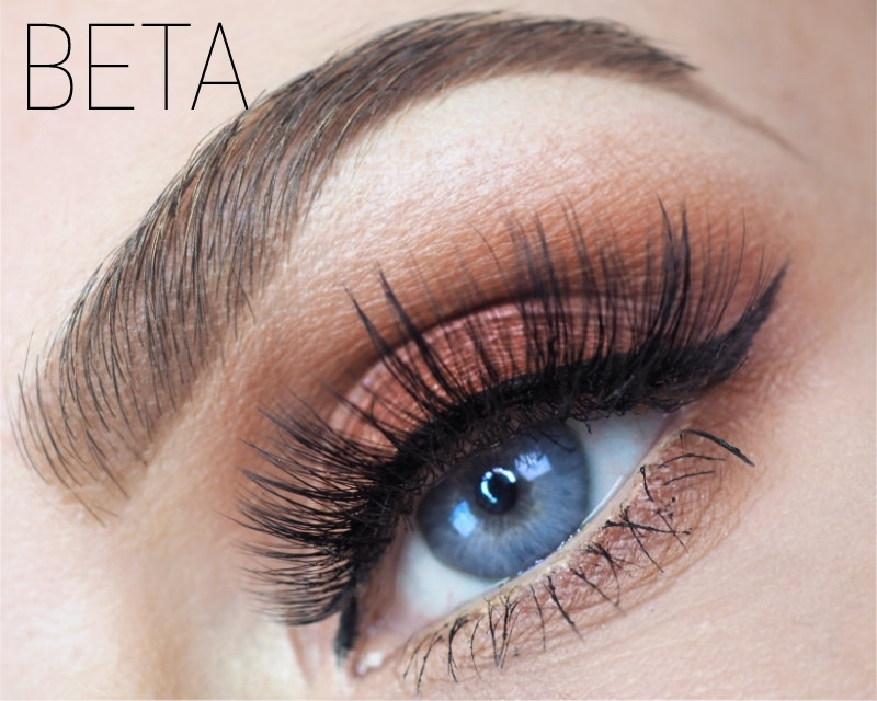 Petra Lovely Hair falsche Wimpern – Eyelashes – Beta