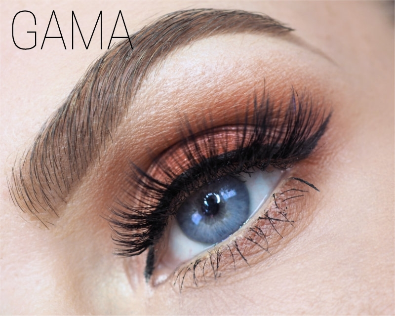 Petra Lovely Hair umelé mihalnice – Eyelashes – Gama