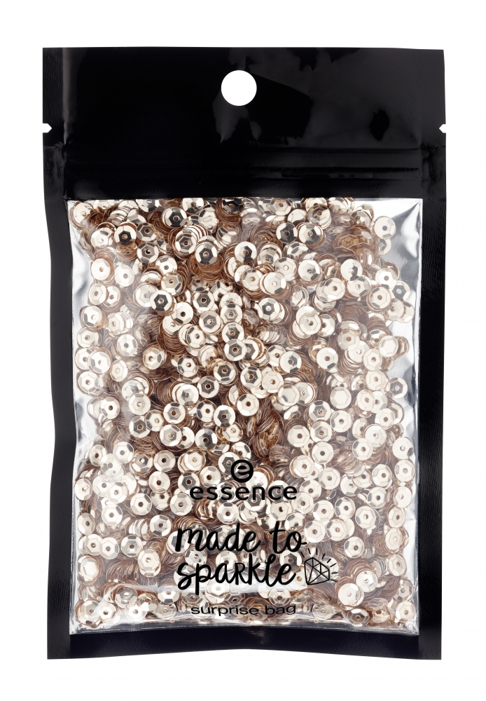 essence vrecko s prekvapením - Made To Sparkle Suprise Bag - 01 Shine Bright Like A Diamond
