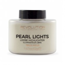Makeup Revolution osvetljevalec v prahu - Pearl Lights Loose Highlighter - True Gold