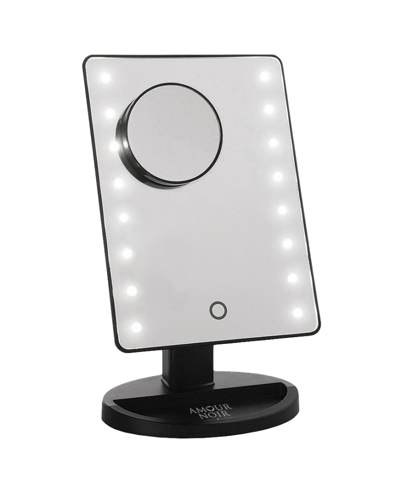 Amour Noir LED kozmetično ogledalo - LED Cosmetic Mirror