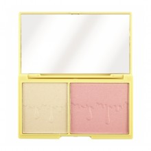 I Heart Makeup paleta za obraz - Chocolate Highlighting & Illuminating Duo - Light And Glow