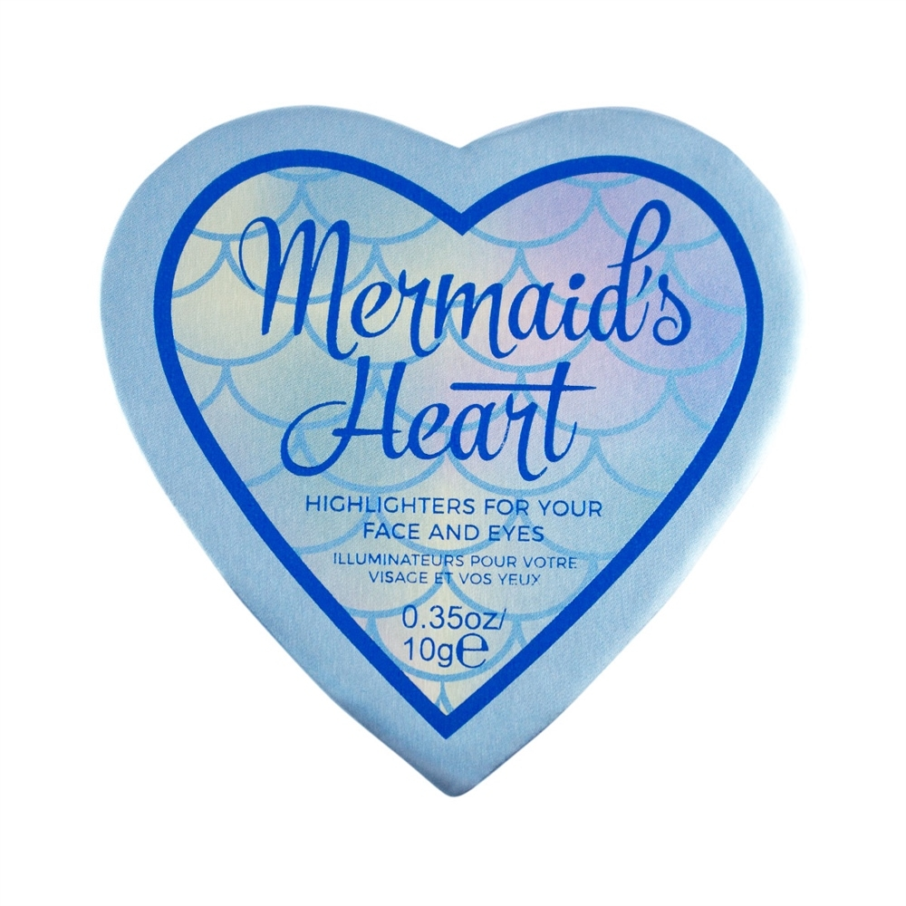 I Heart Makeup Highlighter – Mermaid's Heart
