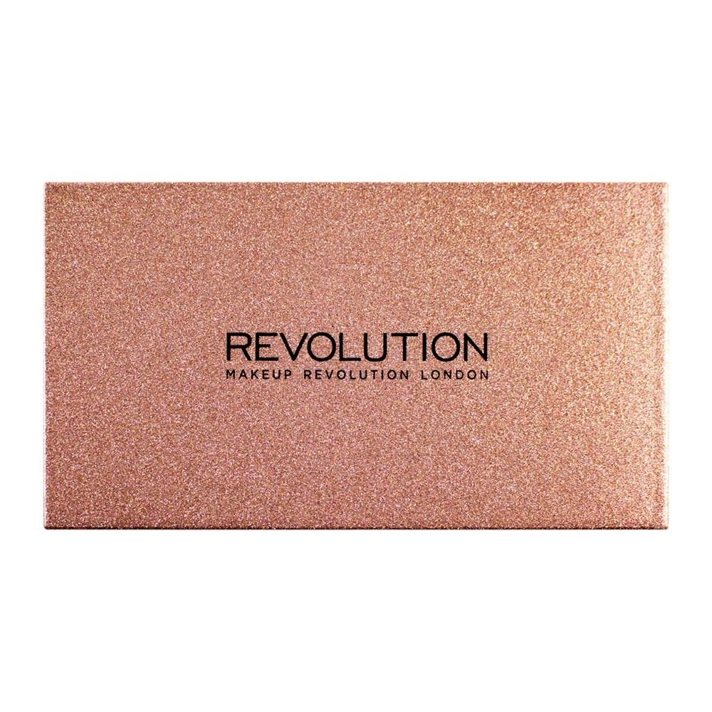 Makeup Revolution Lidschattenpalette - Life On The Dance Floor - Guest List