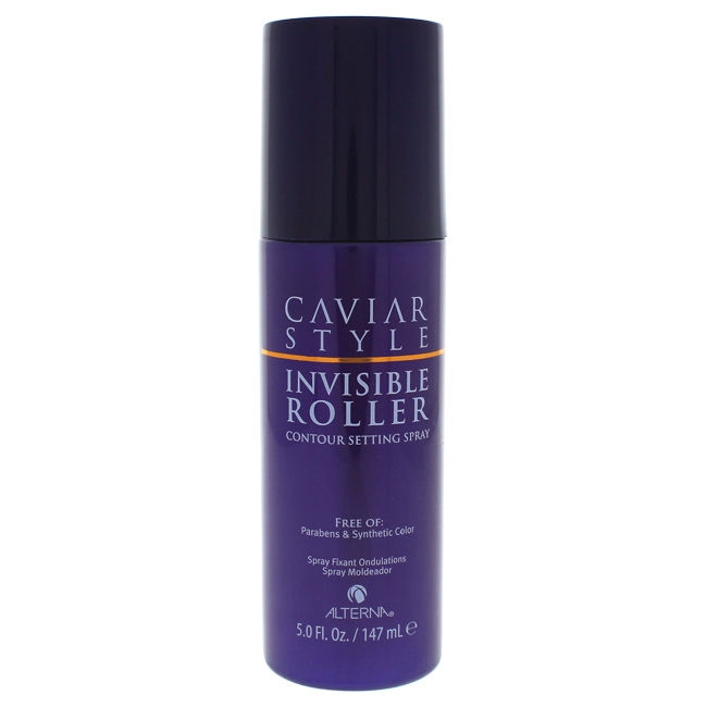 Alterna Caviar Style Invisible Roller Contour Setting Spray hajlakk