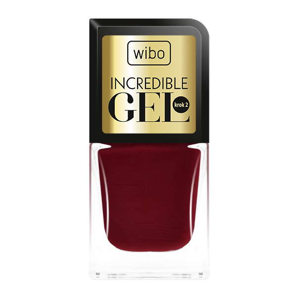Wibo lak na nechty - Incredible Gel - 2