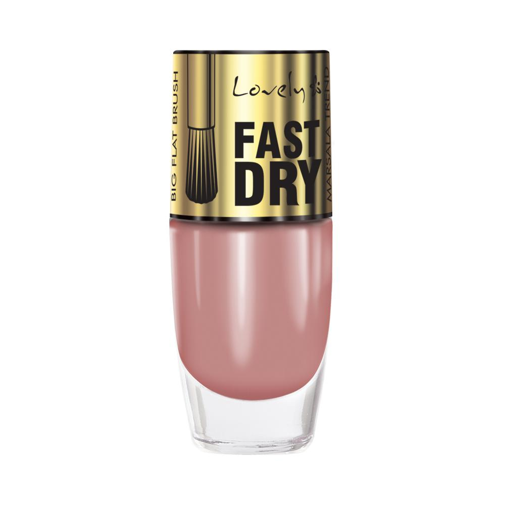 Lovely lac de unghii – Nail Polish Fast Dry – 1