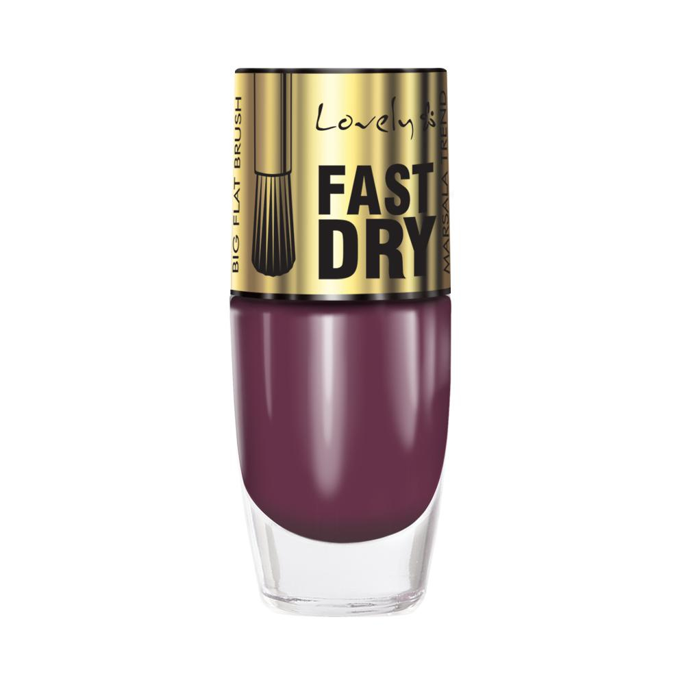 Lovely lac de unghii – Nail Polish Fast Dry – 4