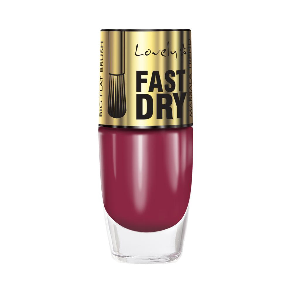 Lovely lac de unghii – Nail Polish Fast Dry – 5