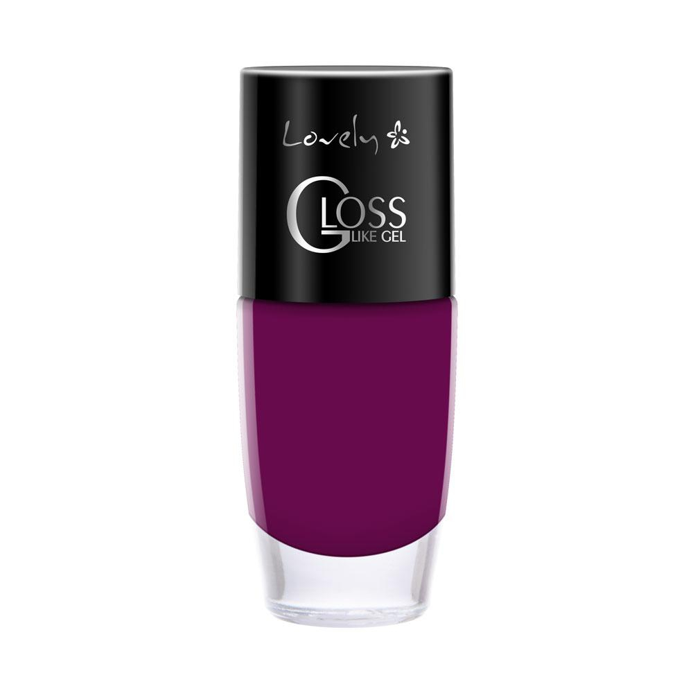 Lovely лак за нокти – Nail Polish Gloss Like Gel – 237