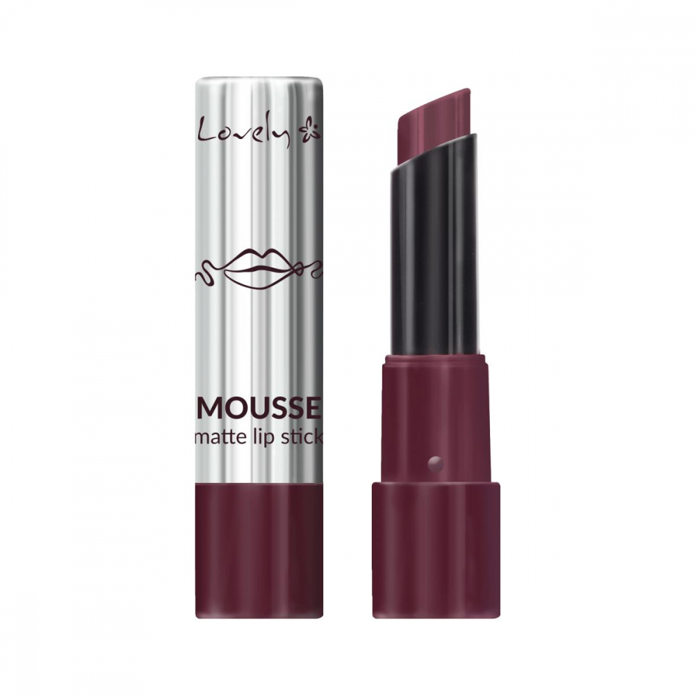 Lovely ruž  - Mousse Matte Lipstick - 05