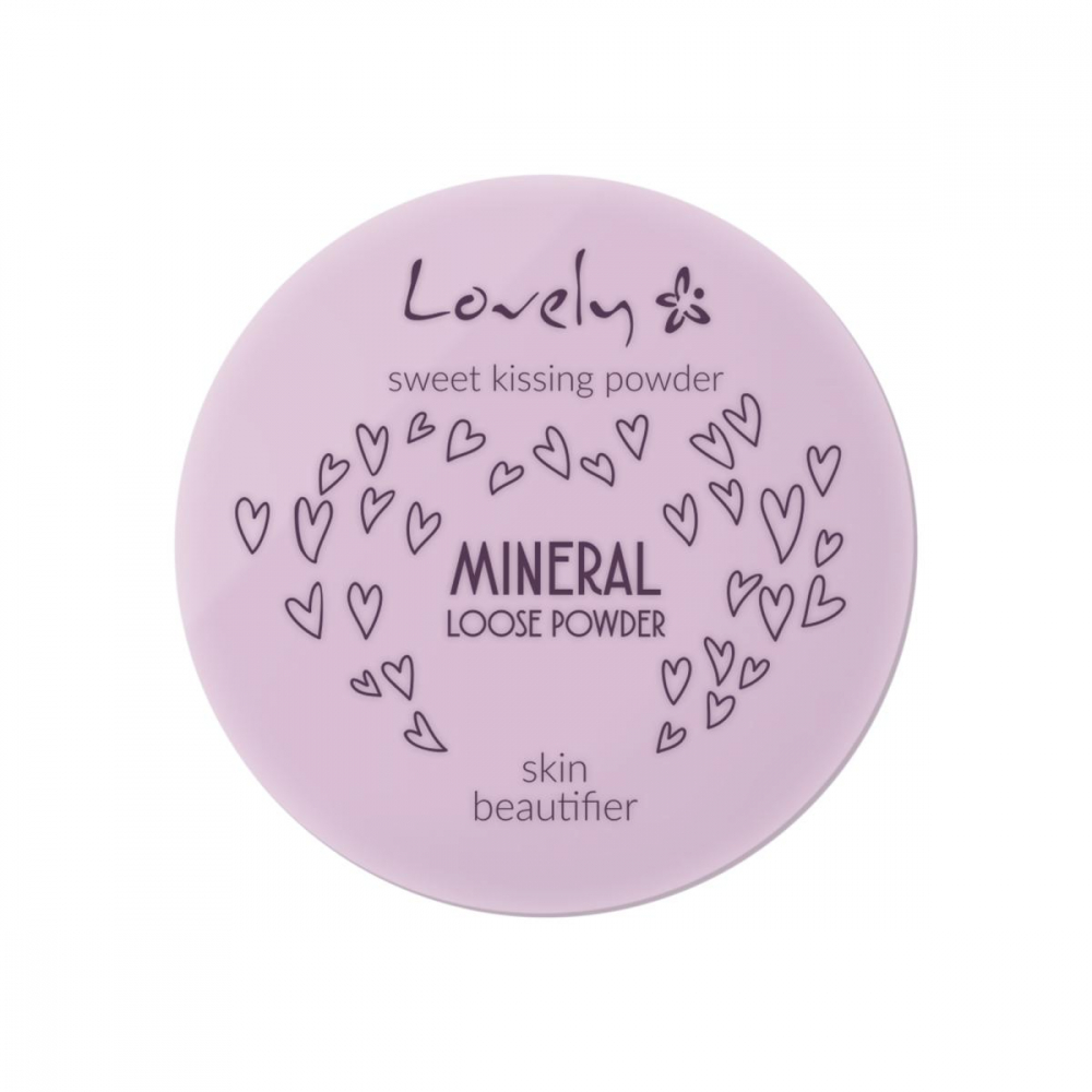 Lovely Mineral Loose Powder ásványi porpúder