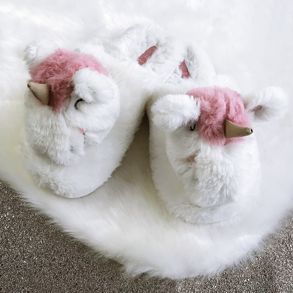 Mayani Design papuče -  Unicorn Slippers