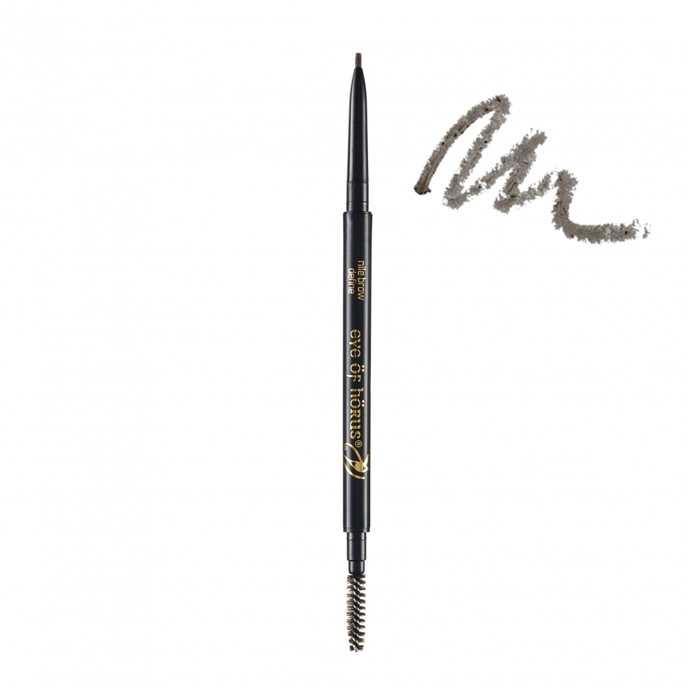 Eye Of Horus Cosmetics Augenbrauenstift - Brow Define - Nile (Dark Brown)