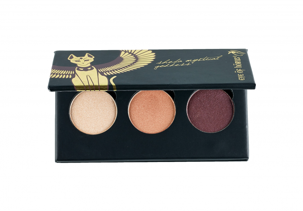 Eye Of Horus Cosmetics Lidschattenpalette - Shadow Palette - Sheba Mystical