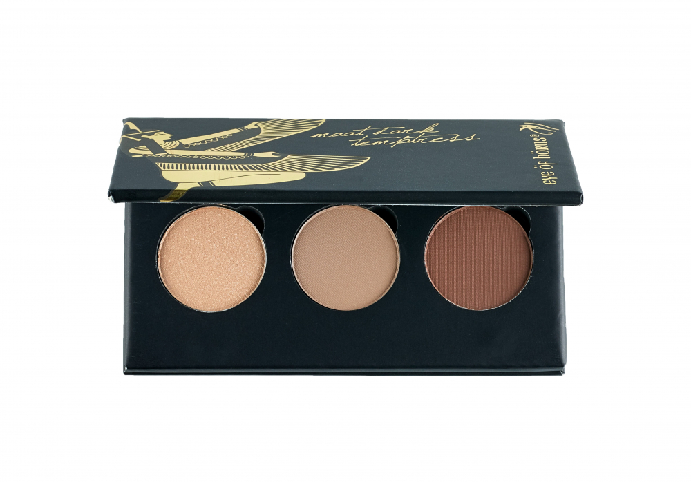 Eye Of Horus Cosmetics Lidschattenpalette - Shadow Palette - Matt Sultry