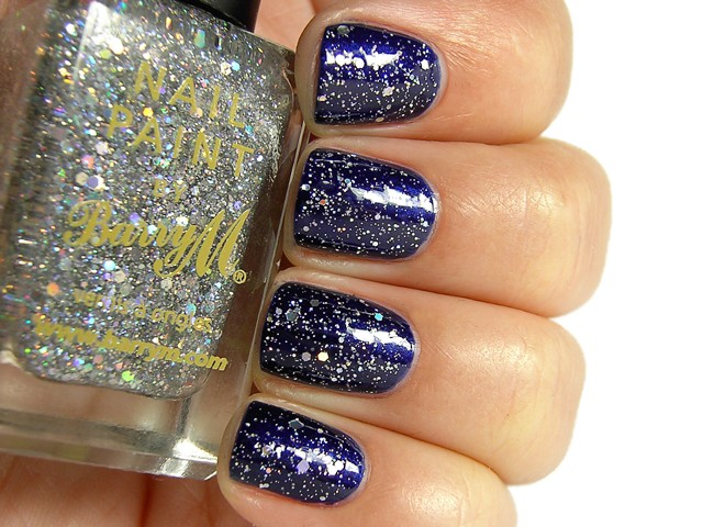 Barry M Glitzer-Nagellack - Diamond