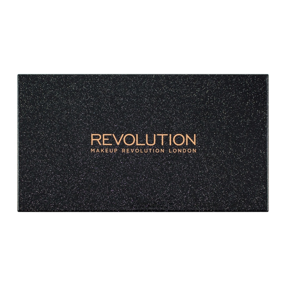 Makeup Revolution paleta sjenila – Life On The Dance Floor – Sparklers