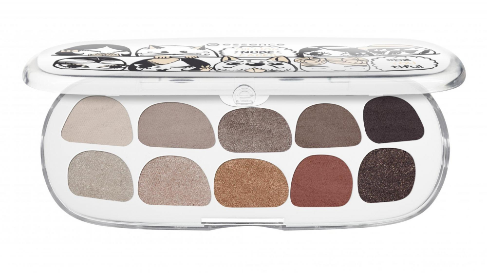 essence palette di ombretti - The Trend Factory - Million Nude Faces - 01 #beYOUtiful