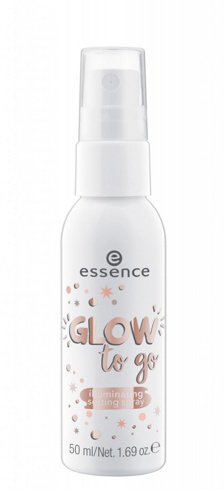essence Fixierspray - The Trend Factory - Glow To Go Illuminatig Setting Spray
