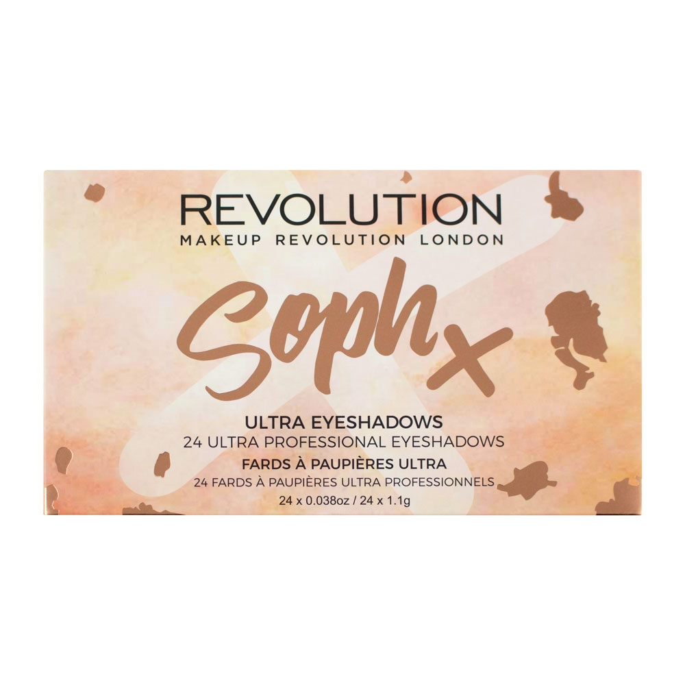 Makeup Revolution palette maquillage - Soph X Eyeshadow Palette
