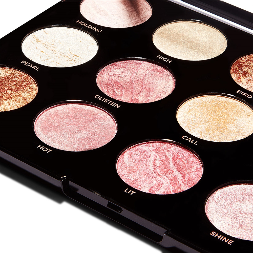 Makeup Revolution paleta za lice - Pro HD Amplified - Get Baked
