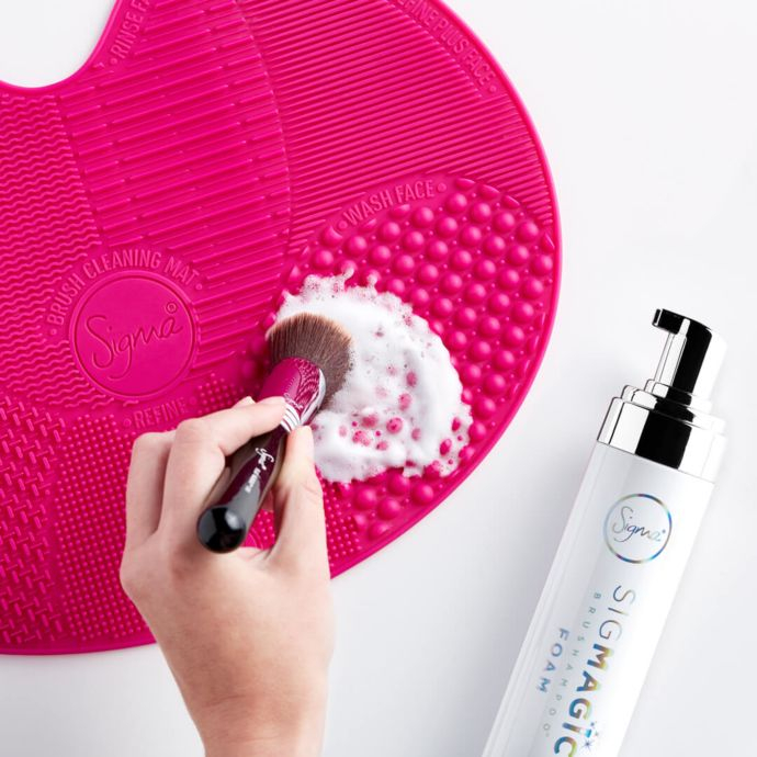 Sigma Beauty Pinselreinigungsschaum - SigMagic Brush Shampoo - Foam