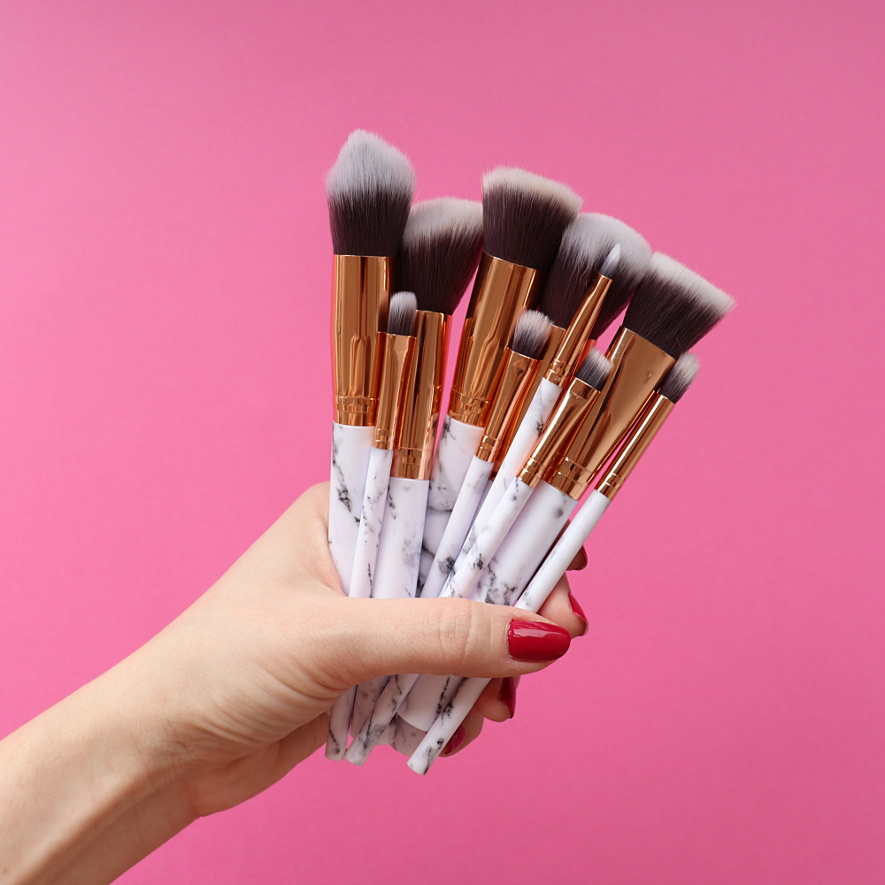 Mayani Design set čopičev - Marble Brush Set