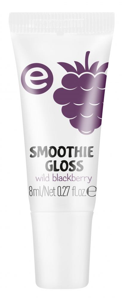 essence балсам за устни - Smoothie Gloss - 05 Wild Blackberry